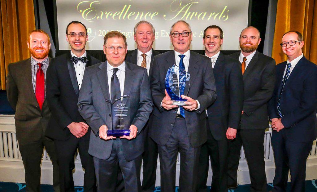 RK&K Receives ACEC VA Pinnacle Award for Engineering Excellence