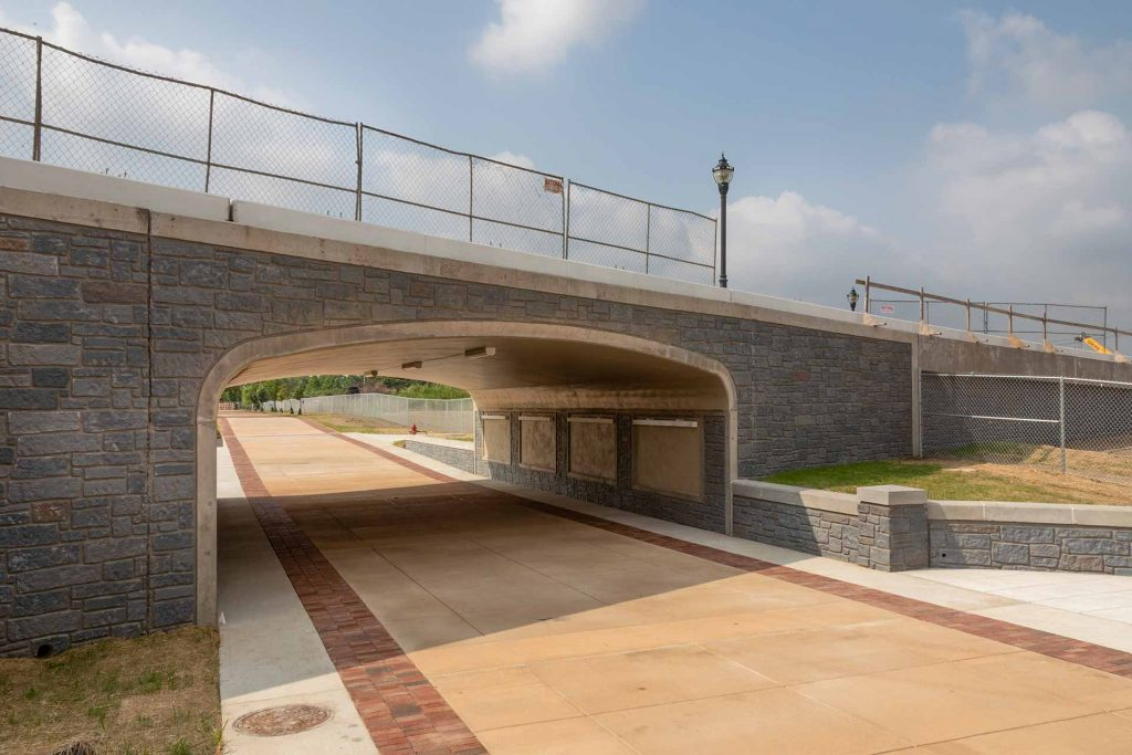 Christina River Bridge Project Work in Wilmington, DE