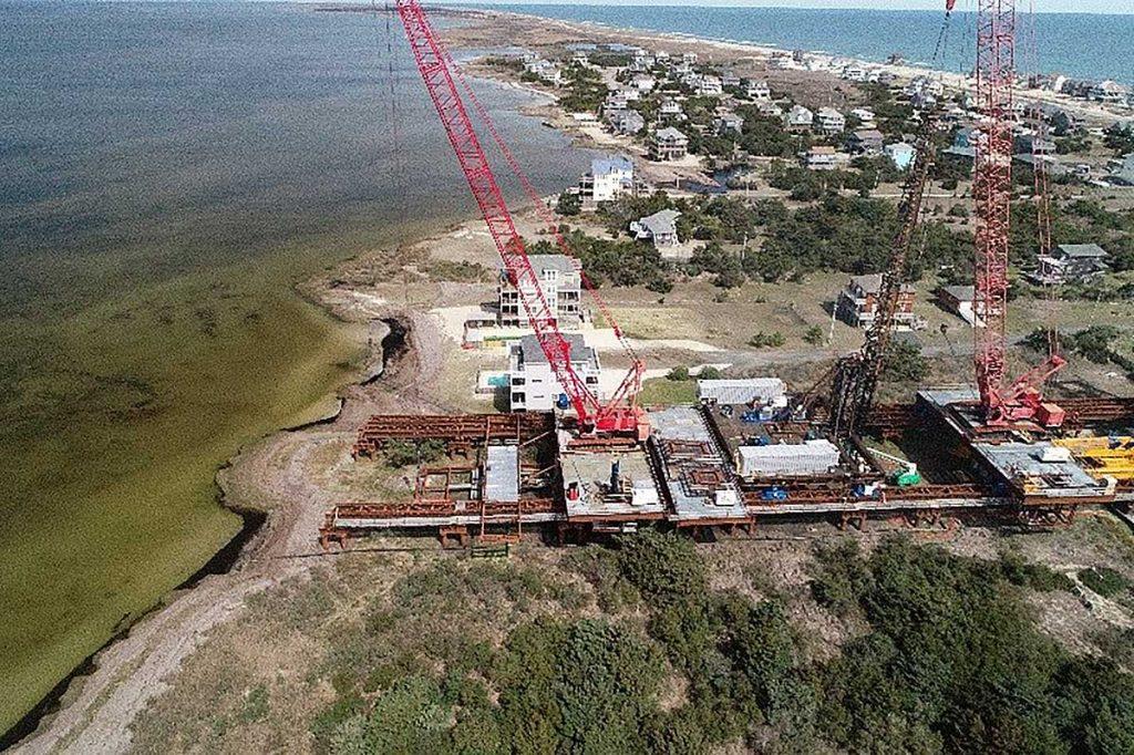 Rodanthe Seagrass Monitoring Photo