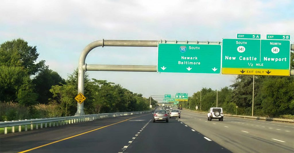 I-495 Lane Extension Project
