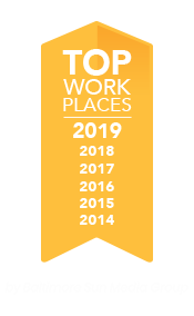 Top Workplace Logo