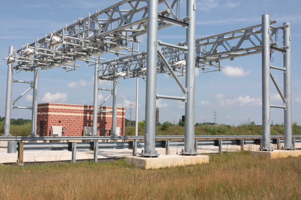 DelDOT first All Electronic Tolling (AET) roadway - US 301