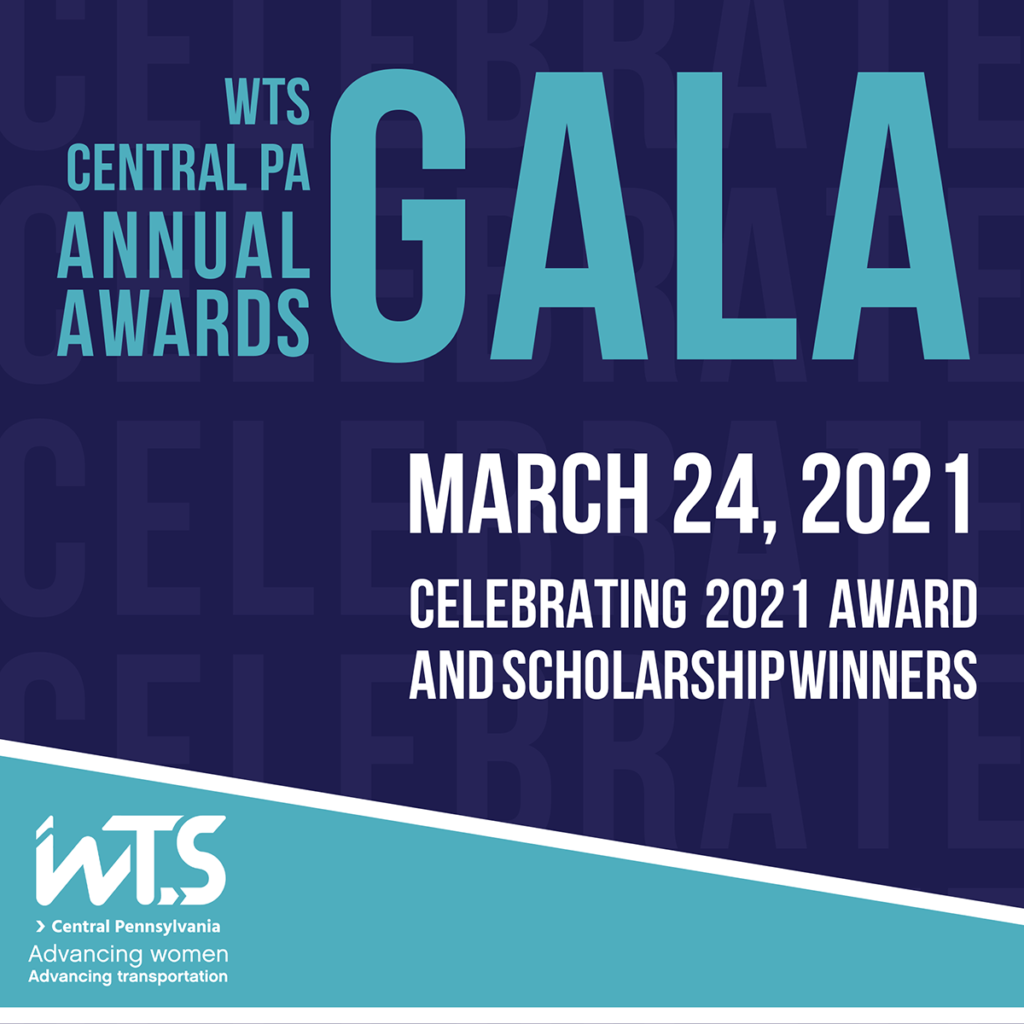 WTS Central PA Annual Awards Gala Brochure including Rosa Parks Award