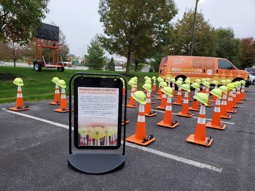 Pennsylvania Turnpike Lost Worker Memorial